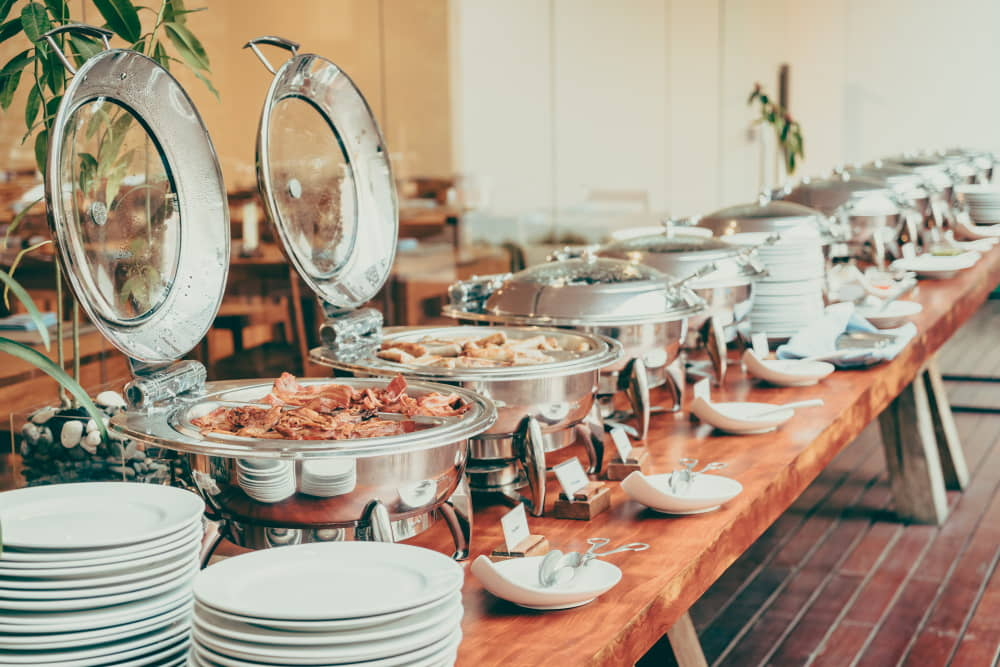 Office and home catering